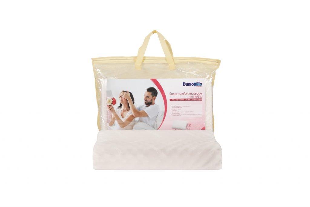 massage latex pillow
