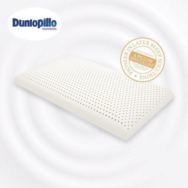 dunlopillo royal deluxe latex pillow